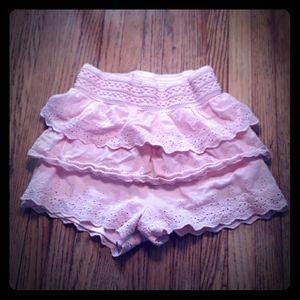 Pink Disney D-Signed Boho Shorts